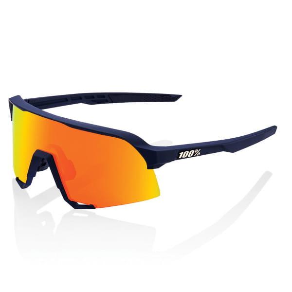 S3 Bicycle Goggles HIPER Mirror Lens - Black
