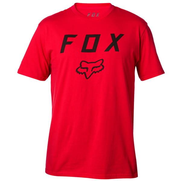Legacy Moth T-Shirt - Rot