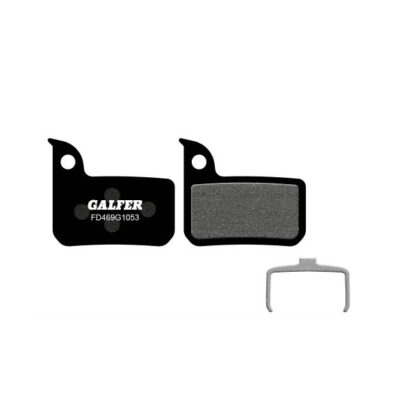 Standard Bremsbeläge für SRAM - Schwarz