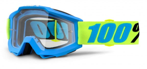 Accuri Goggle - Belize - Clear Lens