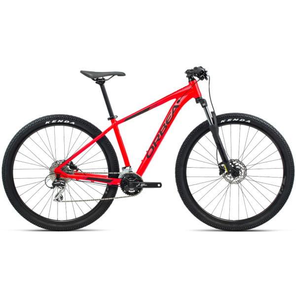 MX 50 - 27,5/29 Zoll MTB - Rot/Schwarz