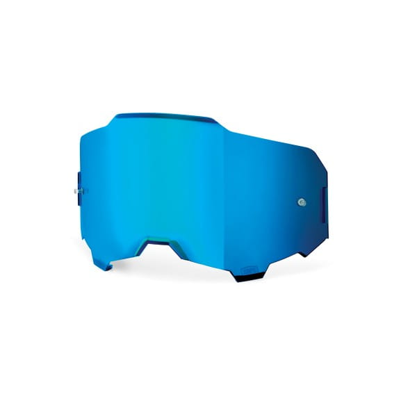 Armega Anti-Fog Ersatzlinse - Blau verspiegelt