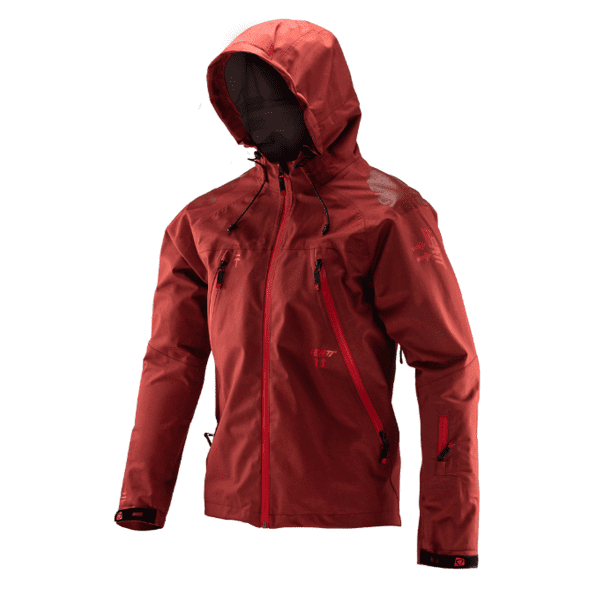 All Mountain Jacke DBX 5.0 2019 - Rot