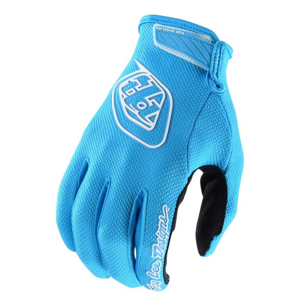 Air Handschuhe - Hellblau