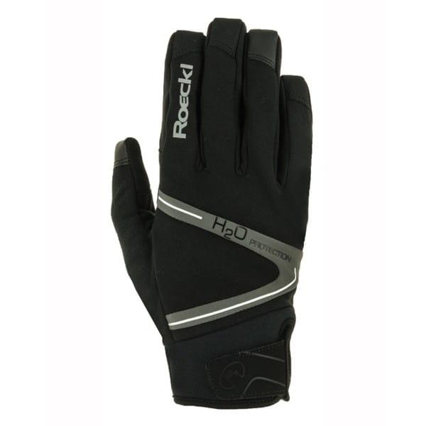 Rhone Winter Handschuh - Schwarz