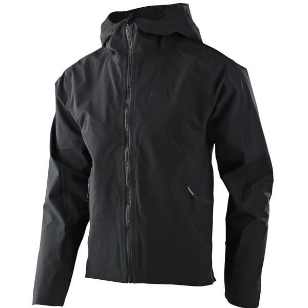 Descent Jacket - Regenjacke - Schwarz