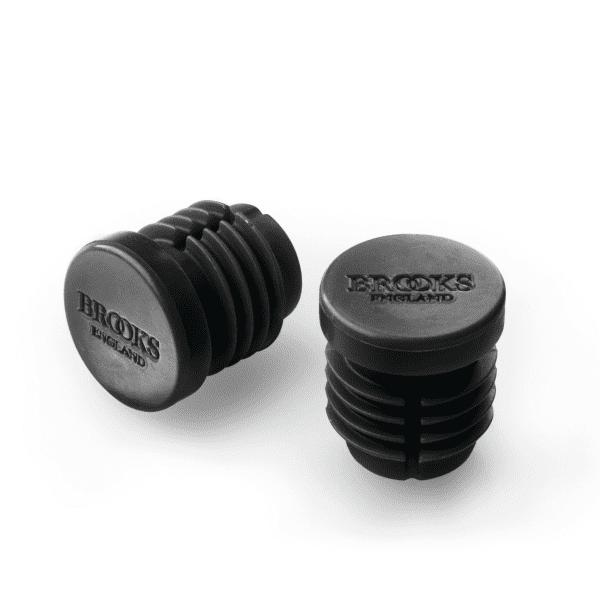 Lenkerendkappen für Bar Tape Cambium - Schwarz