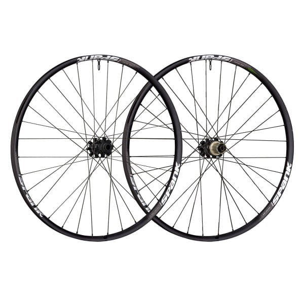 350 Tuned Vibrocore 27.5 Inch Wheelset - Black