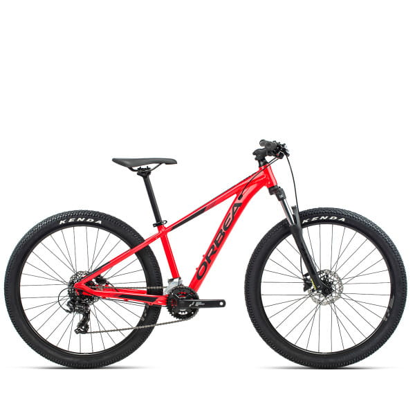 MX 27 XS Dirt - 27,5 Zoll MTB - Rot/Schwarz