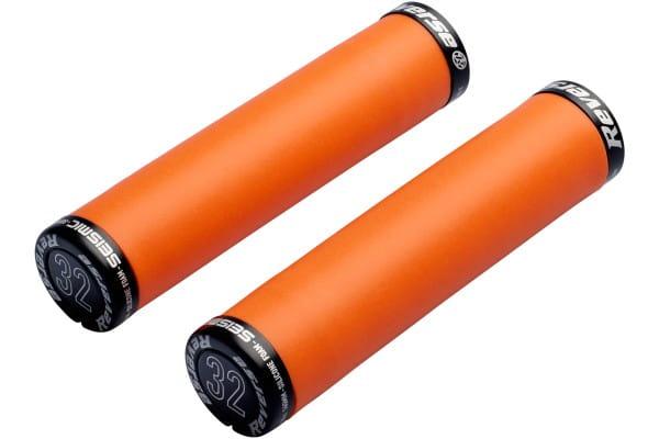 Seismic Ergo Lock-On Griffe - orange/schwarz