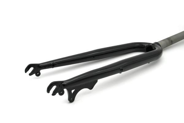 "Cross fork 28 inch 1 1/8 ""ahead - disc - black"