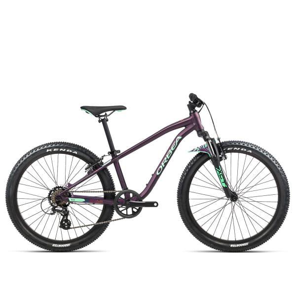 MX 24 XC - 24 Zoll Kids Bike - Violett/Minze