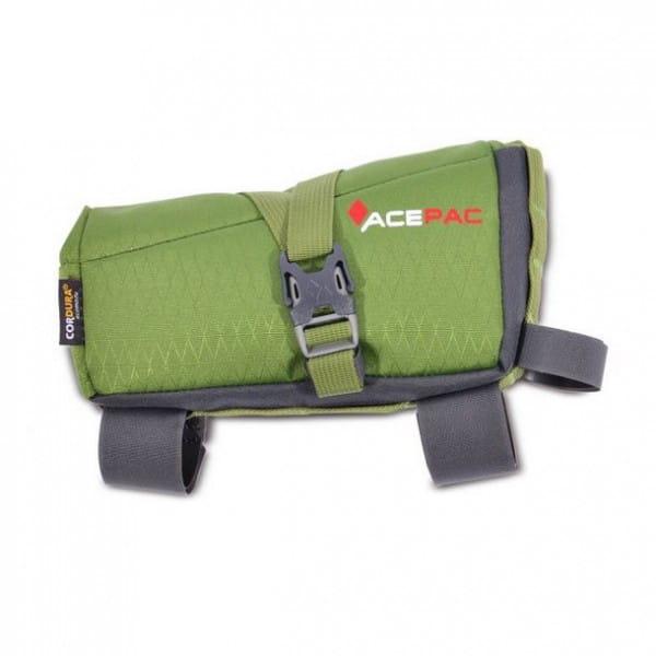 Roll Fuel Rahmentasche - green