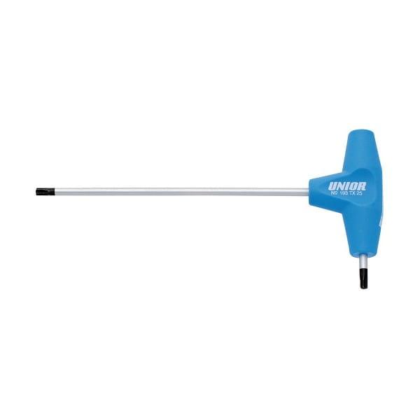Stiftschlüssel mit TX-Profil und T-Griff