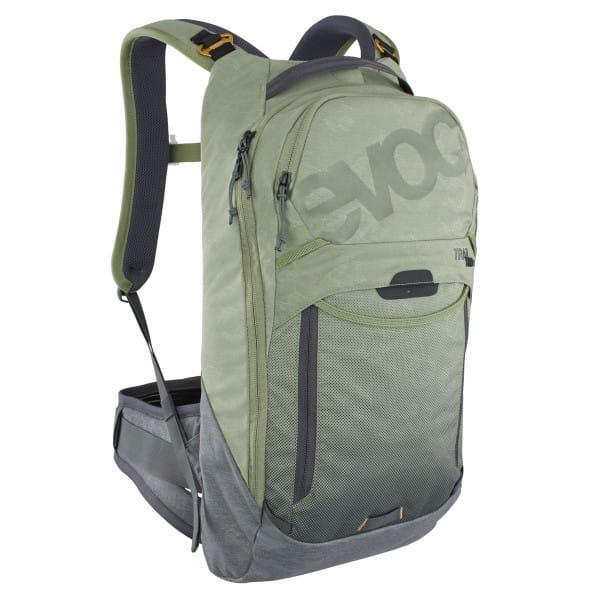 Trail Pro 10L - Rucksack - Hellgrün/Grau
