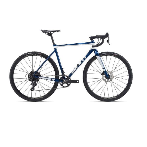TCX SLR - Marineblau/Grau - 2020