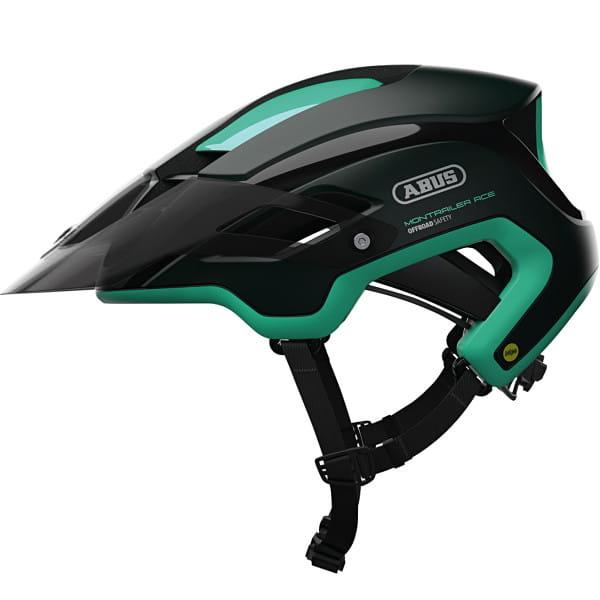 Helm MonTrailer ACE MIPS - Smaragd Green