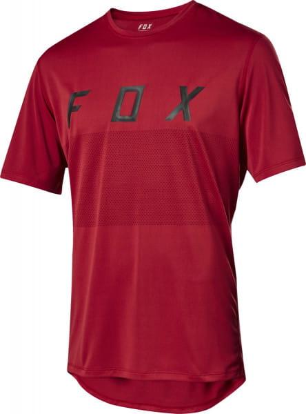 Ranger SS FOX Trikot - Cardinal Rot