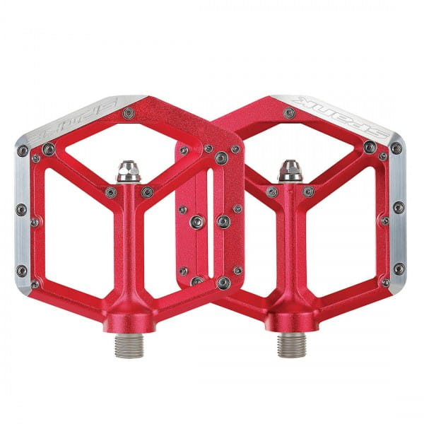 Spike Flat Pedal 2016 - Rot