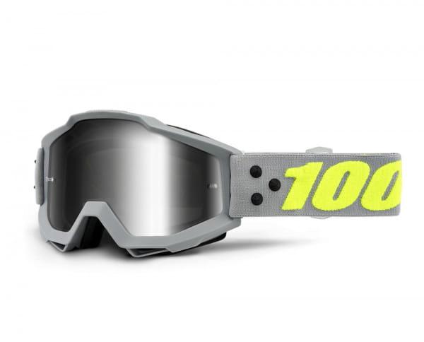 Accuri Goggles Anti Fog Mirror Lens - Berlin