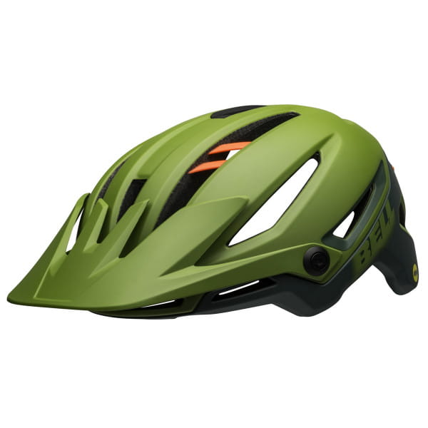 Sixer Mips Fahrradhelm - Grün