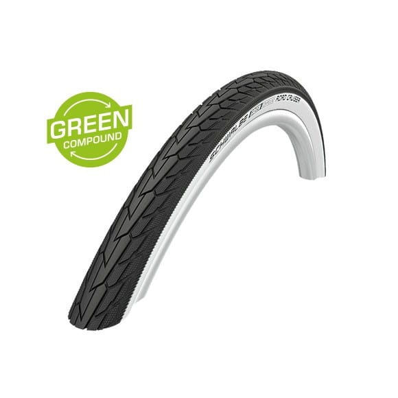 Road Cruiser Drahtreifen - 27.5x1.40 Zoll - K-Guard - GC - whitewall