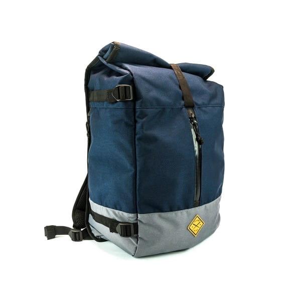 Commute Backpack Rucksack - blau/grau