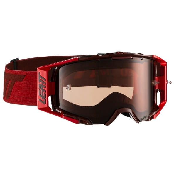 Velocity 6.5 Goggles Anti Fog Lens - Rot