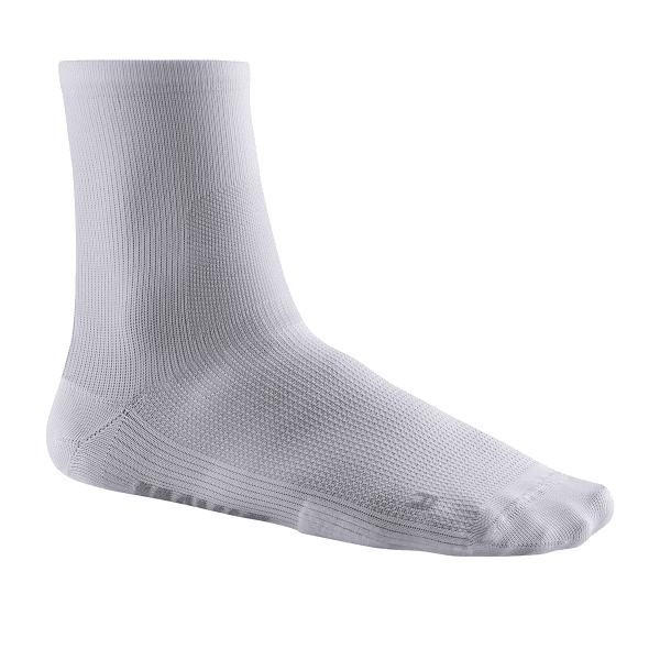 Essential Socken - Weiß