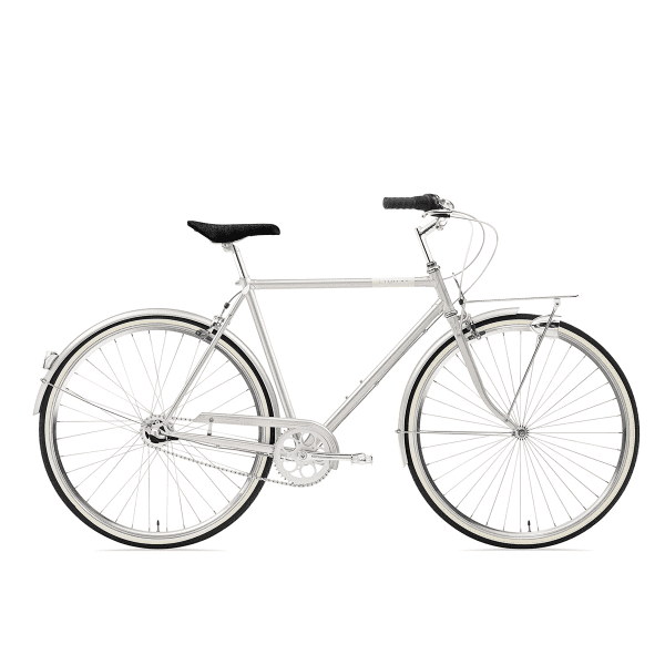 Caferacer Man Uno 3 Speed - Chrome