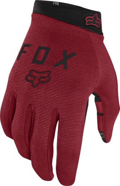 Ranger Gel Handschuhe - Cardinal Rot
