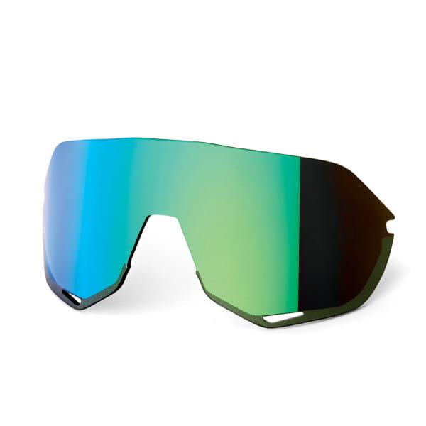 Ersatzlinse Verspiegelt für S2 - Grün