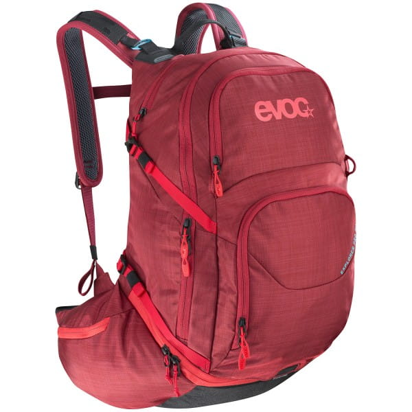 Explorer Pro Rucksack - 26L - heather ruby