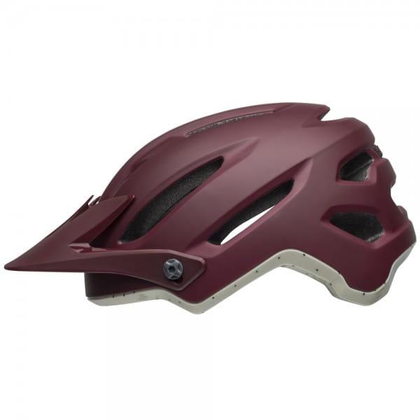 4FORTY fietshelm - claret