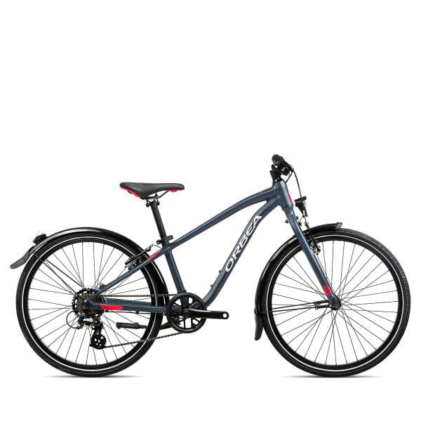 MX 24 Park - 24 Zoll Kids Bike StVZO - Blau/Rot