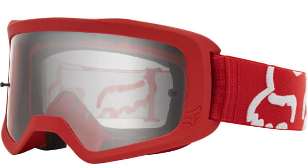 Main Race Kinder Goggle - Rot