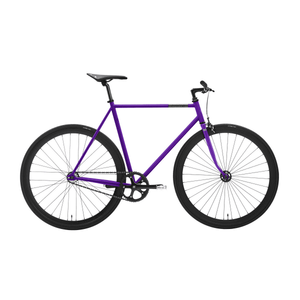 Vinyl Uno Singlespeed/Fixed Gear - Deep Purple