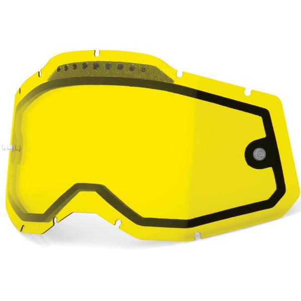 Gen. 2 Belüftetes Ersatzglas - Gelb