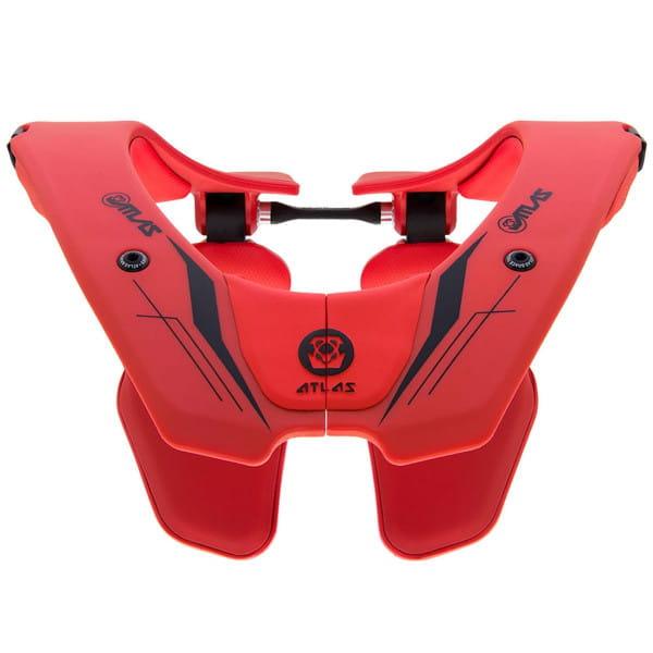 Air Neck Brace Nackenprotektor - Fire