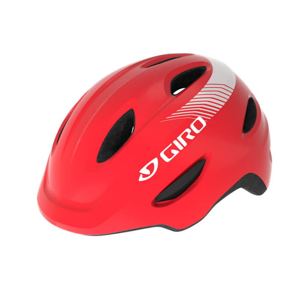 Scamp Helm - Hellrot