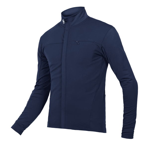 Xtract Roubaix Jacket / Jersey - Navy Blue