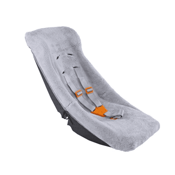 Babyschale Komfortline mit Microfaser