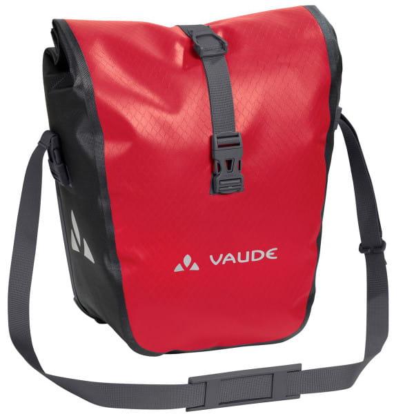 Aqua Front 28 L Fahrradtasche - Rot