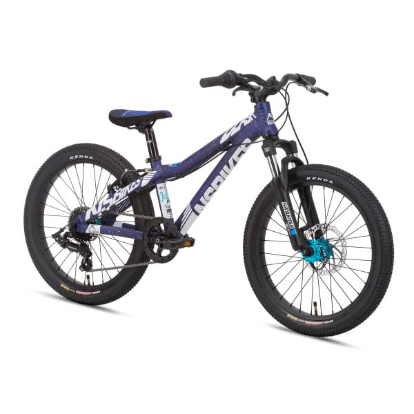 Clash Kids 20 Inch Funbike - Dark Blue