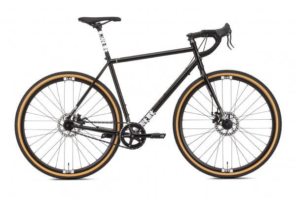 Kode Commuter Bike - 28 Zoll  - Schwarz