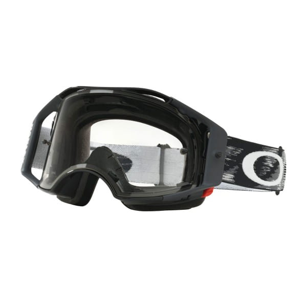 Airbrake Mx Goggle - Jet Schwarz Speed - Klar