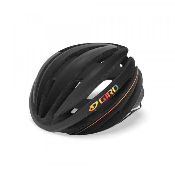 Cinder MIPS Helm - Grau/Firechrome