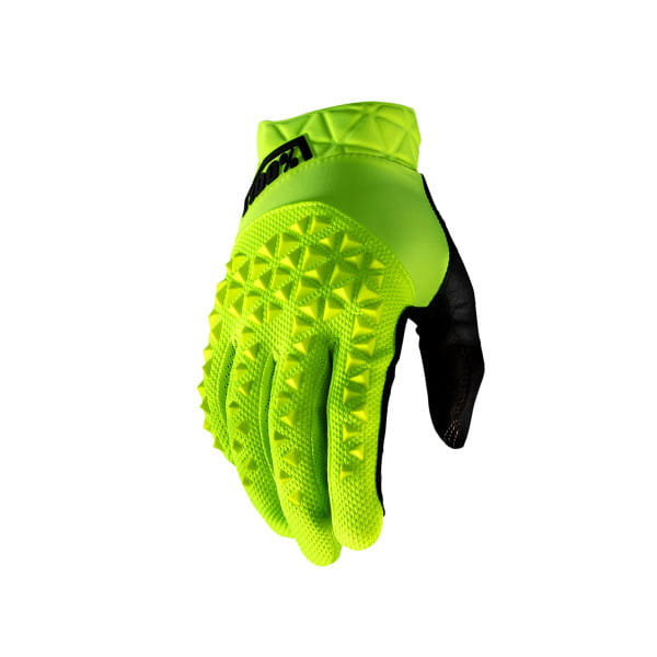 Geomatic Handschuhe - Gelb/Schwarz