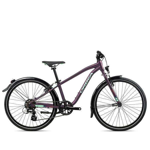 MX 24 Park - 24 Zoll Kids Bike StVZO - Violett/Minze