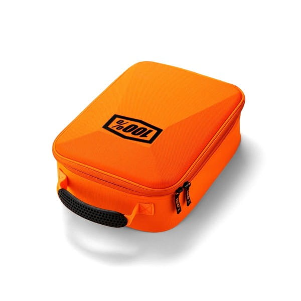 Goggle Case - Fluo Orange